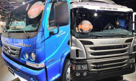 MBB e Scania valorizam SMVR-VC na Fenatran