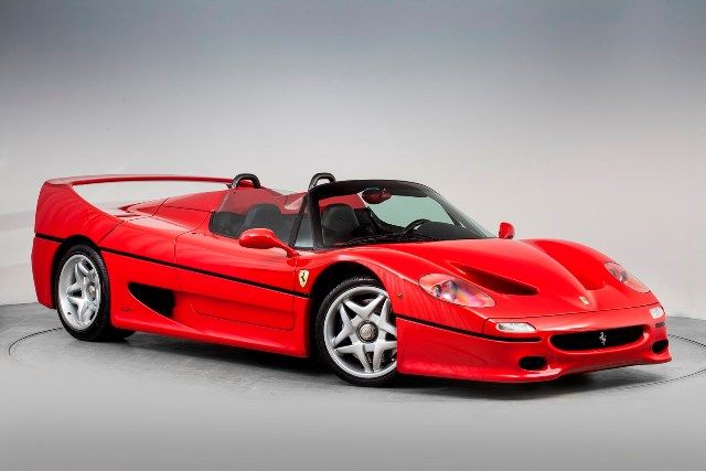 F50 Dream Route