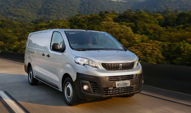 Furgão Expert é a novidade da Peugeot na Fenatran