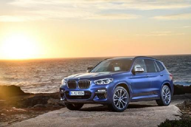 Novo BMW X3 chega em 2018