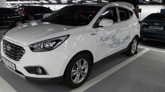 new tucson fuel cell