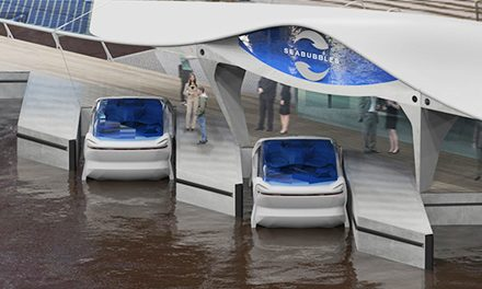 Paris terá táxi aquático