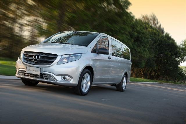 Vito, a divertida vanzona da Mercedes-Benz