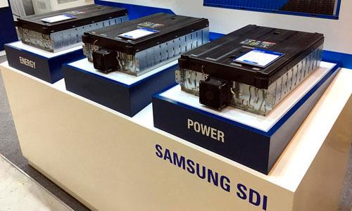 Bateria Samsung terá 600 km de autonomia