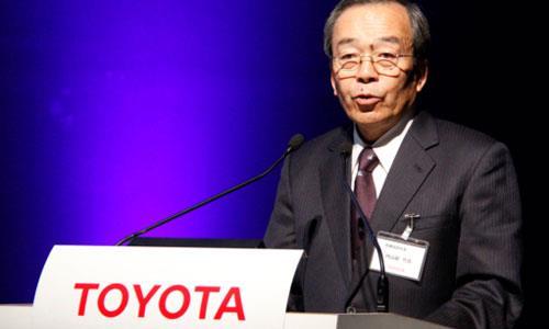 Toyota só terá elétricos em massa em cinco anos