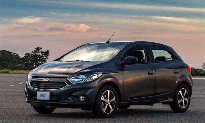 Sete carros vendem na faixa de seis mil unidades