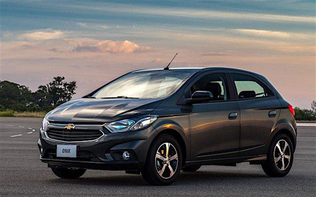 Os 100 carros mais vendidos em fevereiro
