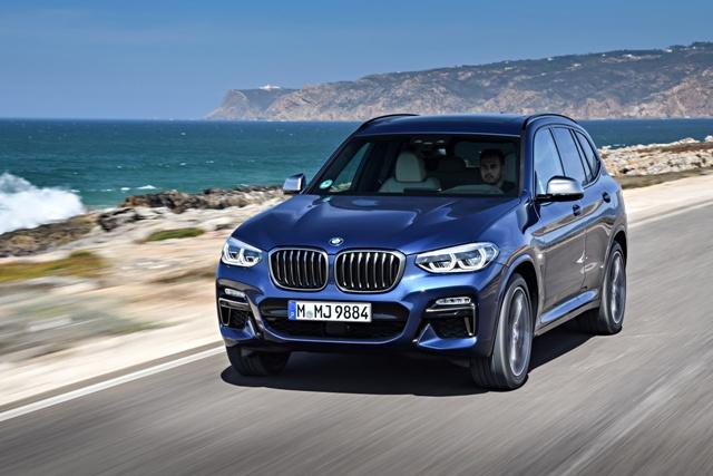 Novo BMW X3 já pode ser reservado
