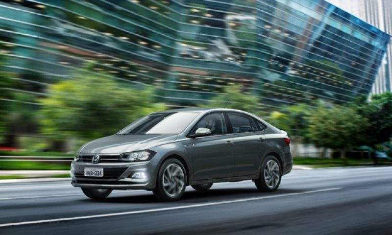 Volkswagen Virtus é o carro do Ano