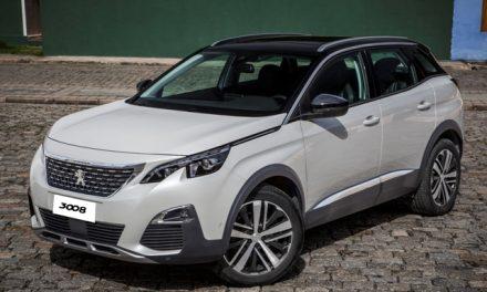 Peugeot 3008 chega mais equipado
