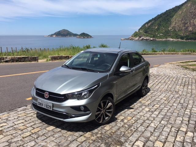 Cronos reforça presença da Fiat nos sedãs