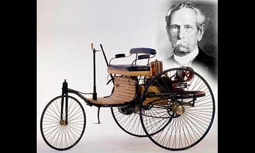 triciclo Benz