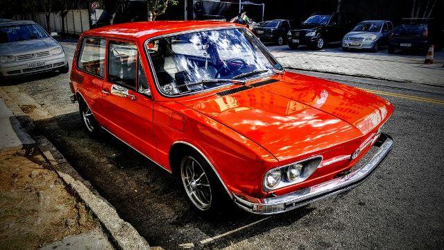 Venha expor seu carro antigo