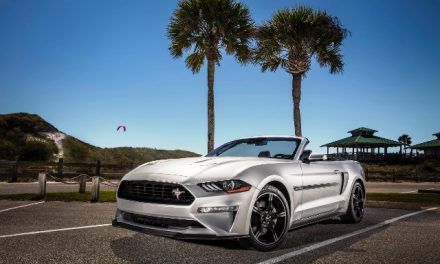 Mustang inspirado nos anos 60