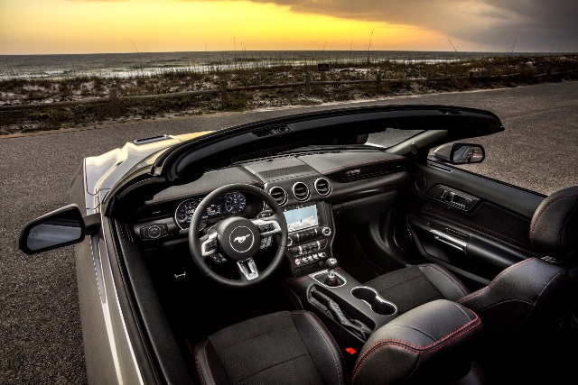 2019 Mustang GT California Special