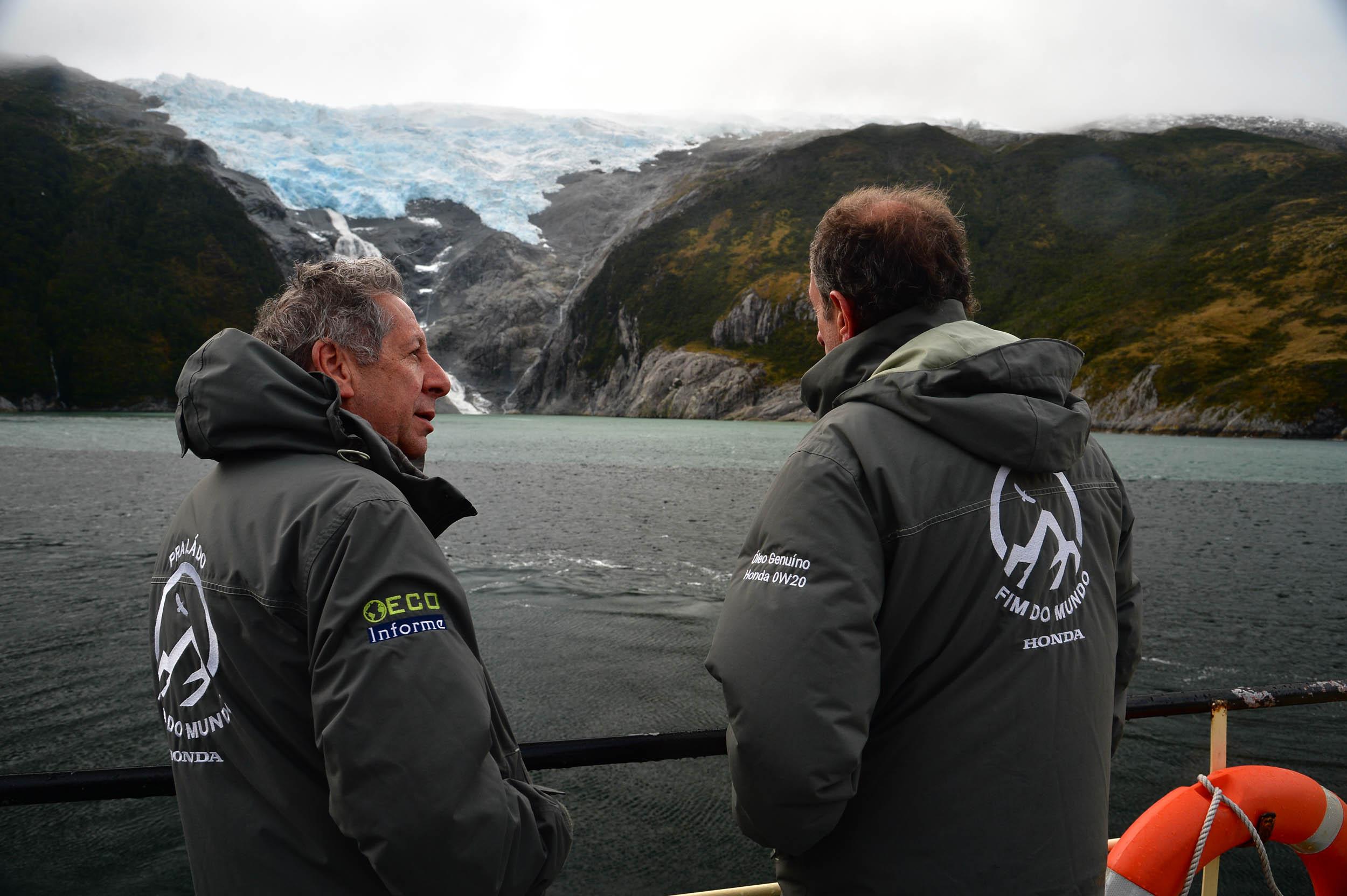 Diário de Bordo – Dia 17 – A avenida dos glaciares