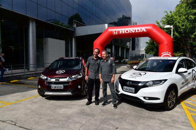 1º dia da viagem Honda – Pra Lá do Fim do Mundo