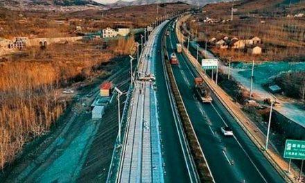 China terá estrada solar