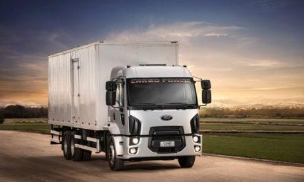 Tração 8 X 2 é a novidade na linha Cargo 2019