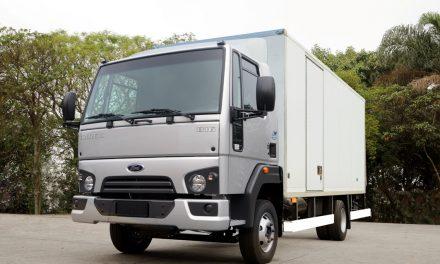 Rio Grande do Sul compra 40 Ford Cargo