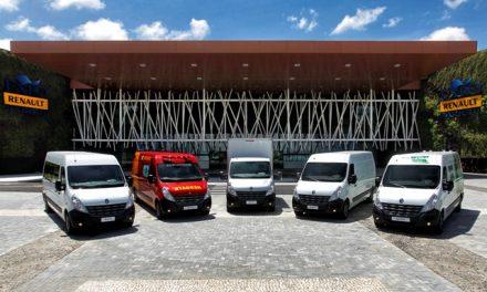 Renault lança garantia total para o Master