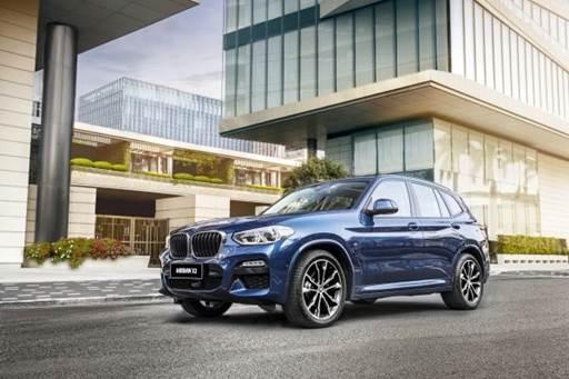 BMW mostra o novo X3 em Pequim