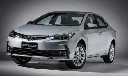 Toyota projeta recordes de produção e vendas