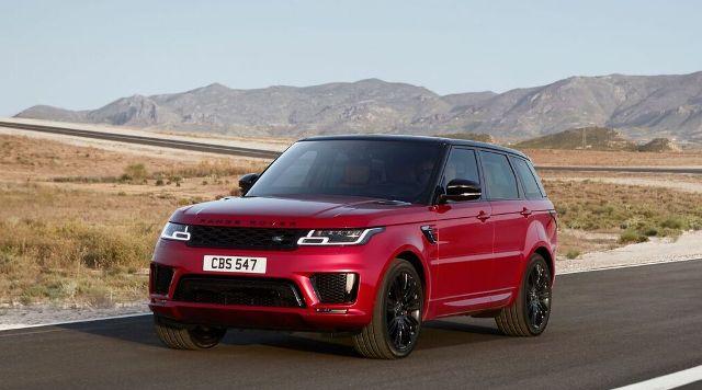 Range Rover atualiza, mas não muda quase nada