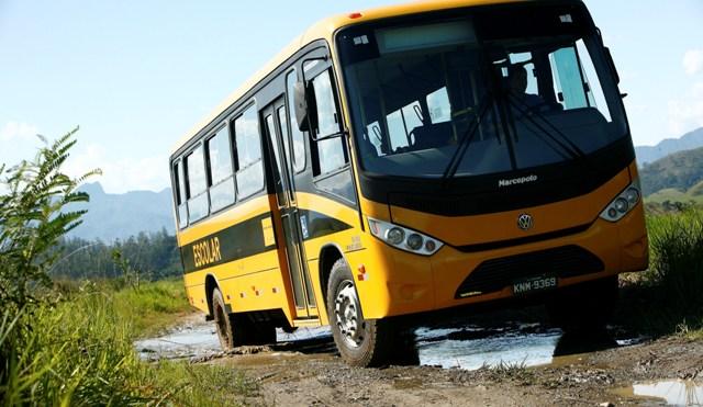 Volks registra grande exportação de ônibus