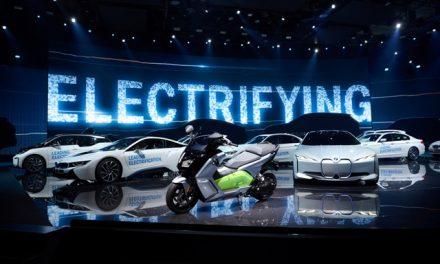 BMW já vendeu 250 mil elétricos. E quer mais