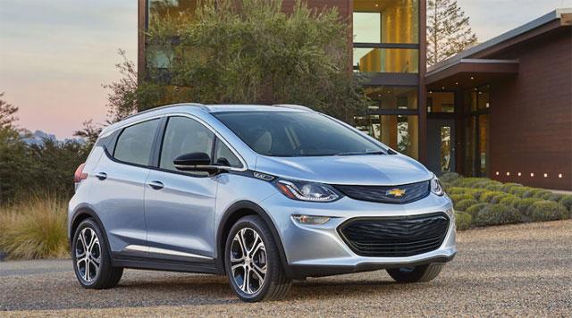 GM lança Bolt e mais 19 carros até 2022