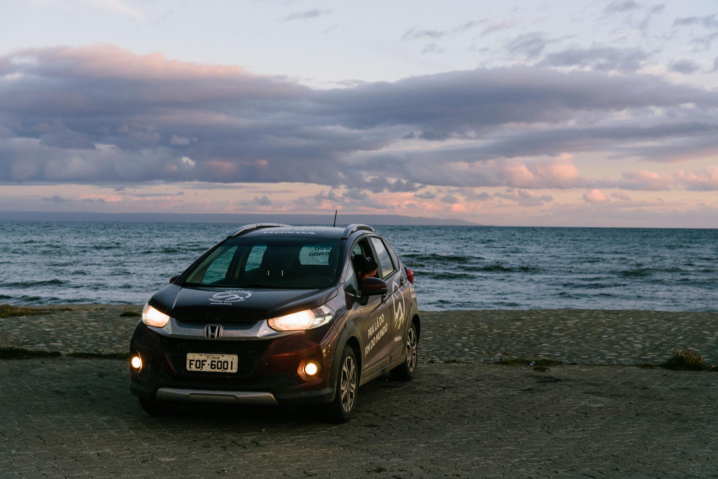 """Honda leva WR-V do """"Fim do Mundo"""" ao Agrishow"""