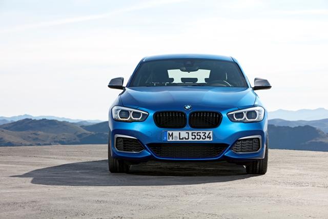 BMW M140i frente
