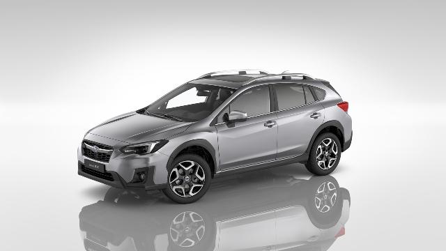Nova geração Subaru XV
