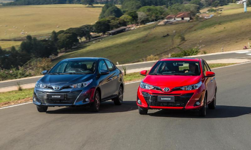 Toyota: como obter bom valor de revenda