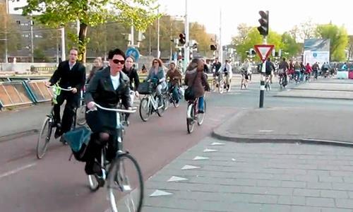 Holanda vai pagar pelo uso de bicicleta