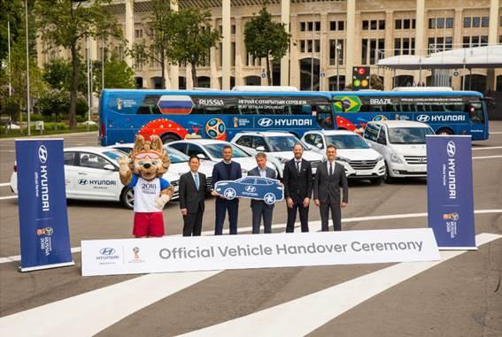 Hyundai: carros e bolão na Copa