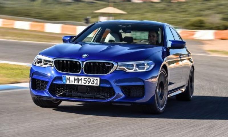 BMW traz só 30 M5 para o Brasil