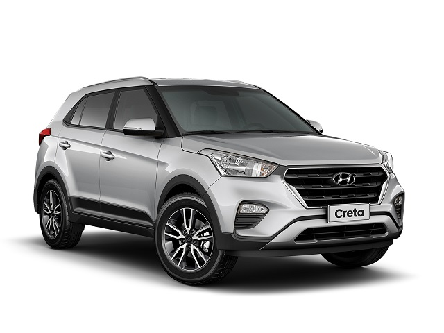 Hyundai Creta Pulse Plus 2019