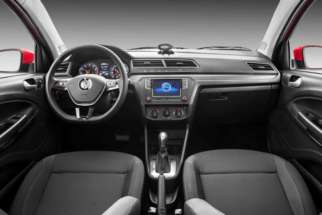 Volkswagen_Gol_2019_interior