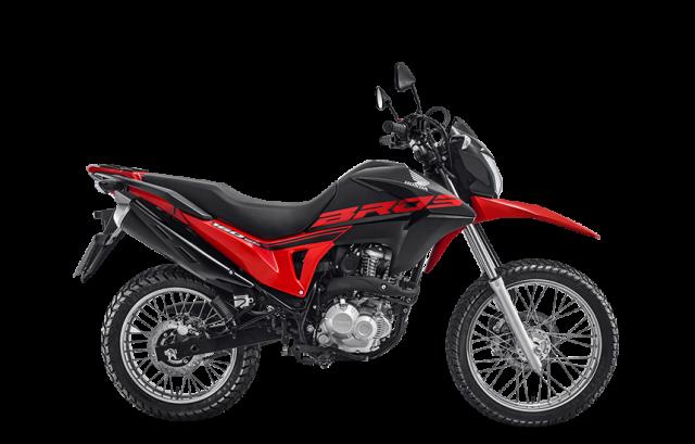 NXR Bros é a moto mais valorizada do Brasil