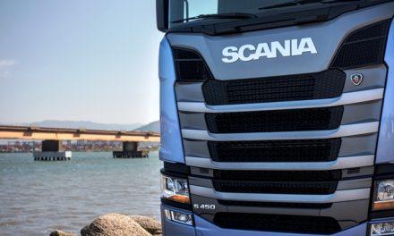 Nova geração Scania chega ao Brasil