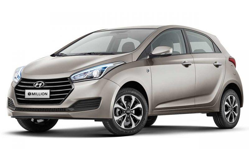 Um milhão de Hyundai em Piracicaba