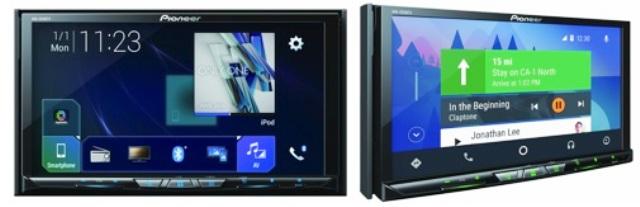 Pioneer lança multimídia com espelhamento sem fio