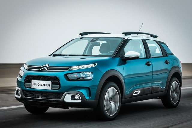 C4 Cactus, a aposta da Citroën no apetitoso segmento dos SUV