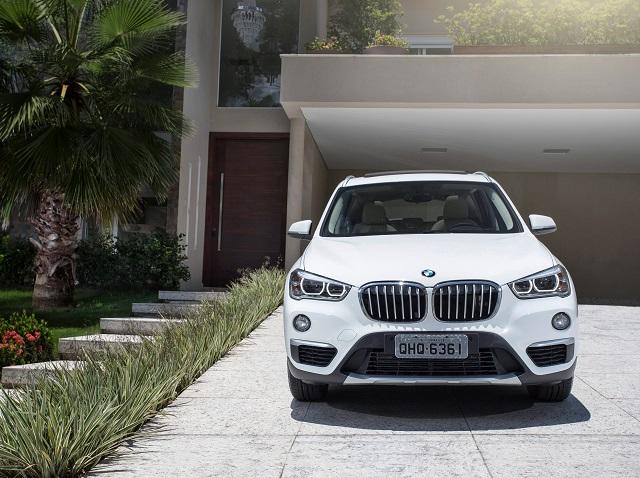 Líder dos SUVs premium, BMW X1 2019 chega mais equipado