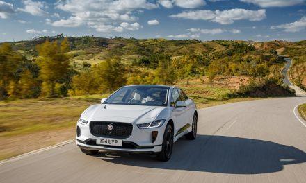 Jaguar elétrico é táxi na Alemanha