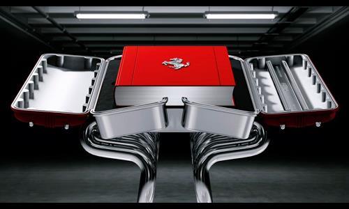 Até o livro da Ferrari é o mais caro do mundo