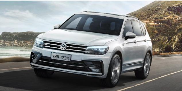 Tiguan Allspace, a ofensiva da Volkswagen no mundo dos  SUVs