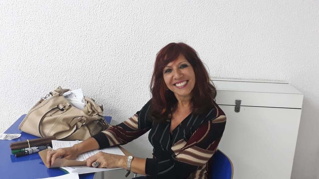 Professora Kátia Locatelli
